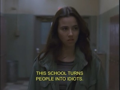 high school freaks and geeks