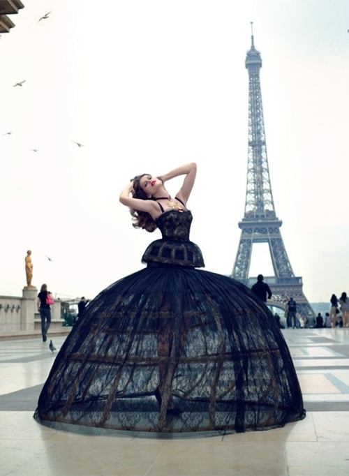 Couture By The Eiffel Image 1570225 By Lovely Jessy On