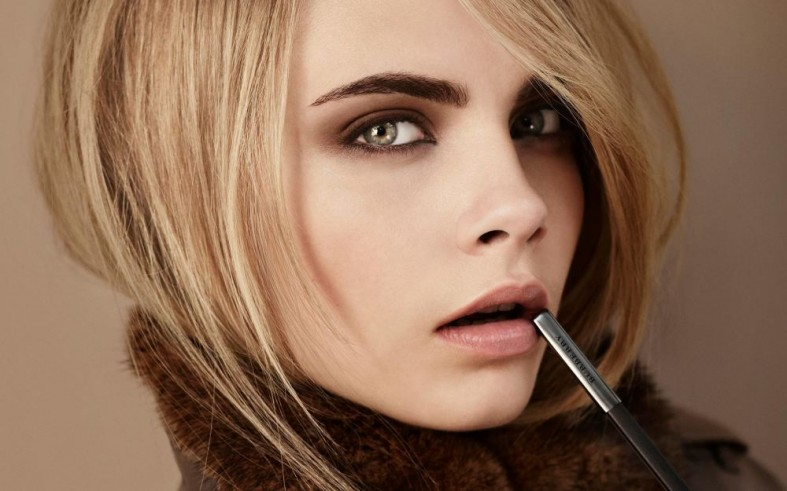 blonde, burberry, cara, cara delevingne, christmas, clothes, delevingne, eyebrows, eyes, face, fashion, girl, green, inspiration, inspo, lips, lipstick, love, makeup, model, summer, tumblr, weheartit, winter