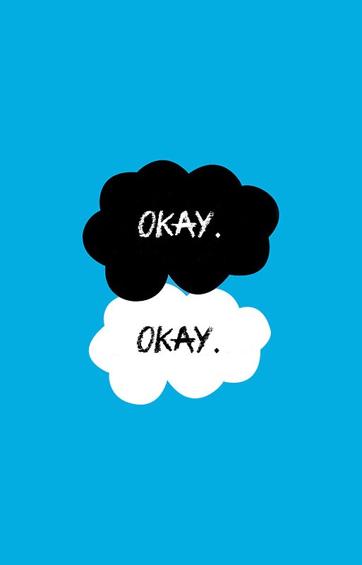 okay okay the fault in our stars wallpaper