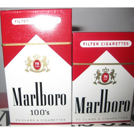 Ship cigarettes President to Maryland