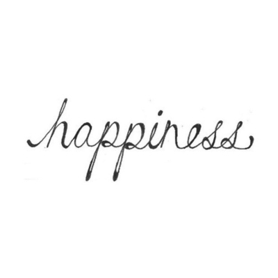 black and white happiness happy quotes image 1868497