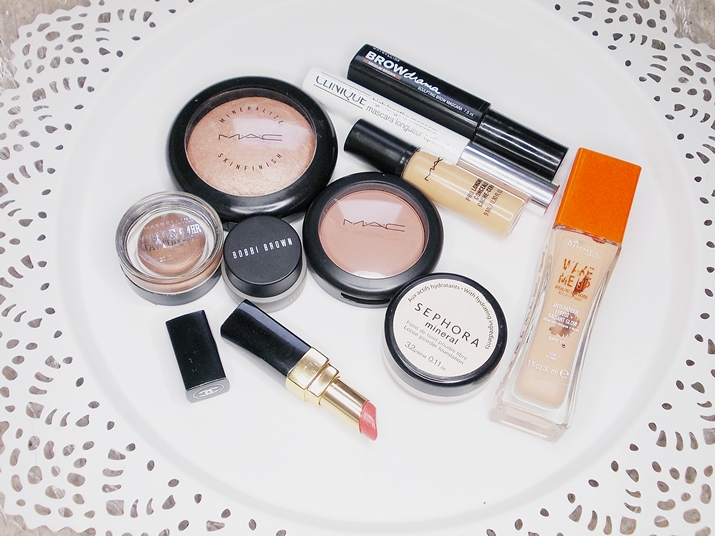 bobbi brown, chanel, collection and cosmetics