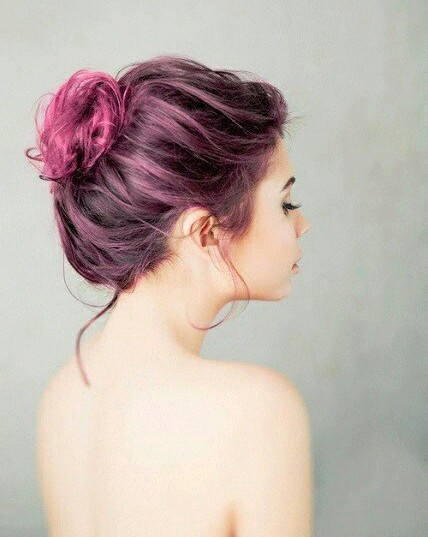 back, beautiful, fashion, girly, grunge, hair, hipster, indie, nice, pink, pretty, sexy, style, woman, nace