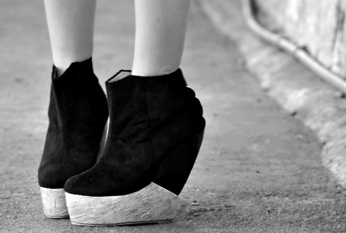 black and white, fashion, photography and shoes