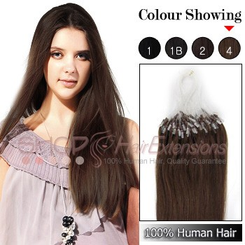 Micro Loop Ring Remy Hair Extensions