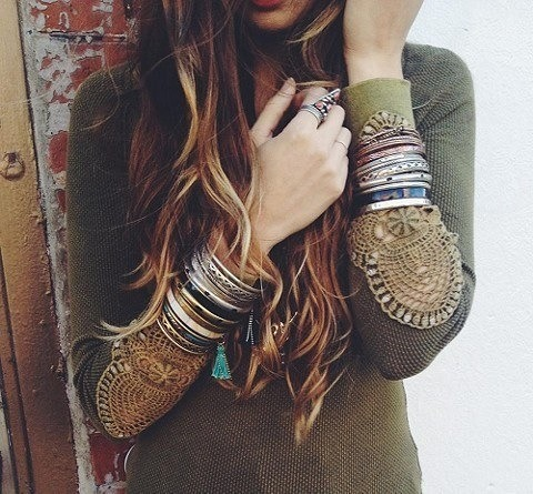 Hippie Style Tumblr Image 2009305 By Ksenia L On