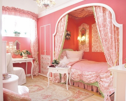 Follow me please image 2037697 by patrisha on for Cool girly rooms