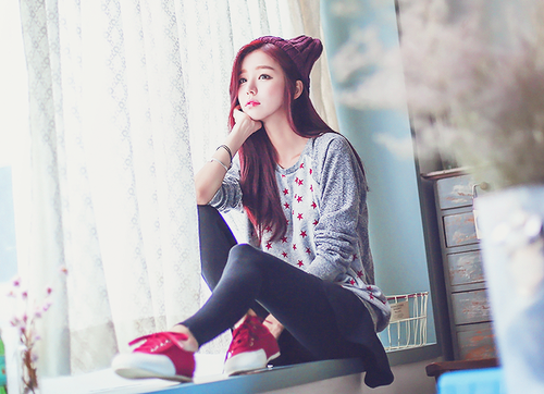 fashion, fashionable, korean, girl, red, shoes, swag, kfashion,
