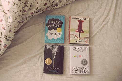 Reflections on The Fault in Our Stars by John Green