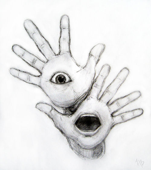 Top Simple Surrealism Drawings Images for Pinterest Tattoos