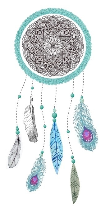 love dream catchers and - photo #24