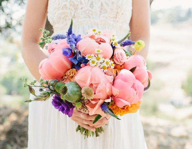 colorful, flowers, happy day and sweet