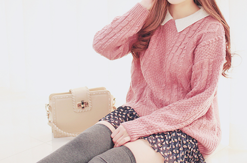 fashion, fashionable, girl, girly, kfashion, pink, stylish, sweat, sweet