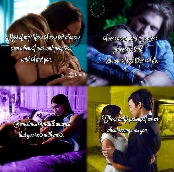 Spencer And Toby Quotes