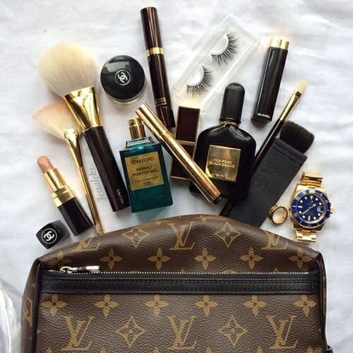 bag, brush, chanel and chic