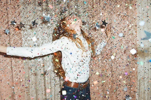 free, party, pretty girl, shine, sparkles, sparks, stars, we heart it, young
