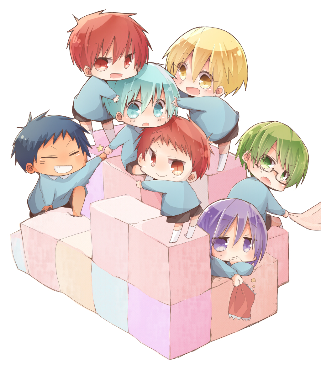 anime, cute, kuroko no basket and manga