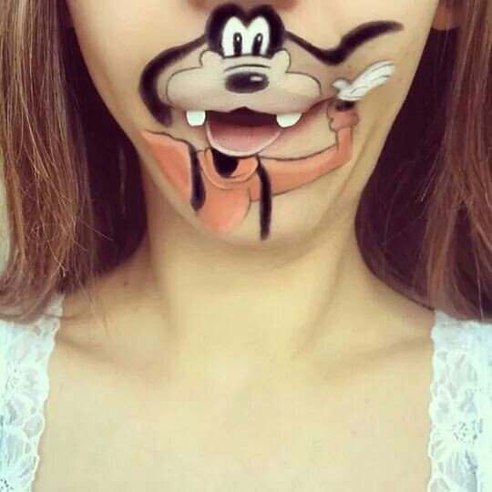 Colour Colourful Colours Cute Disney Dog Face Germany Girl
