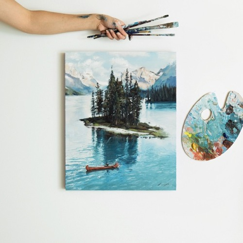 art, beautiful, blue and brushes