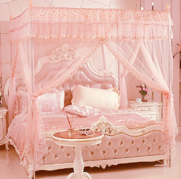 Girly Bedroom Decor Pinterest: Via Tumblr - Image #2480545 By KSENIA_L On