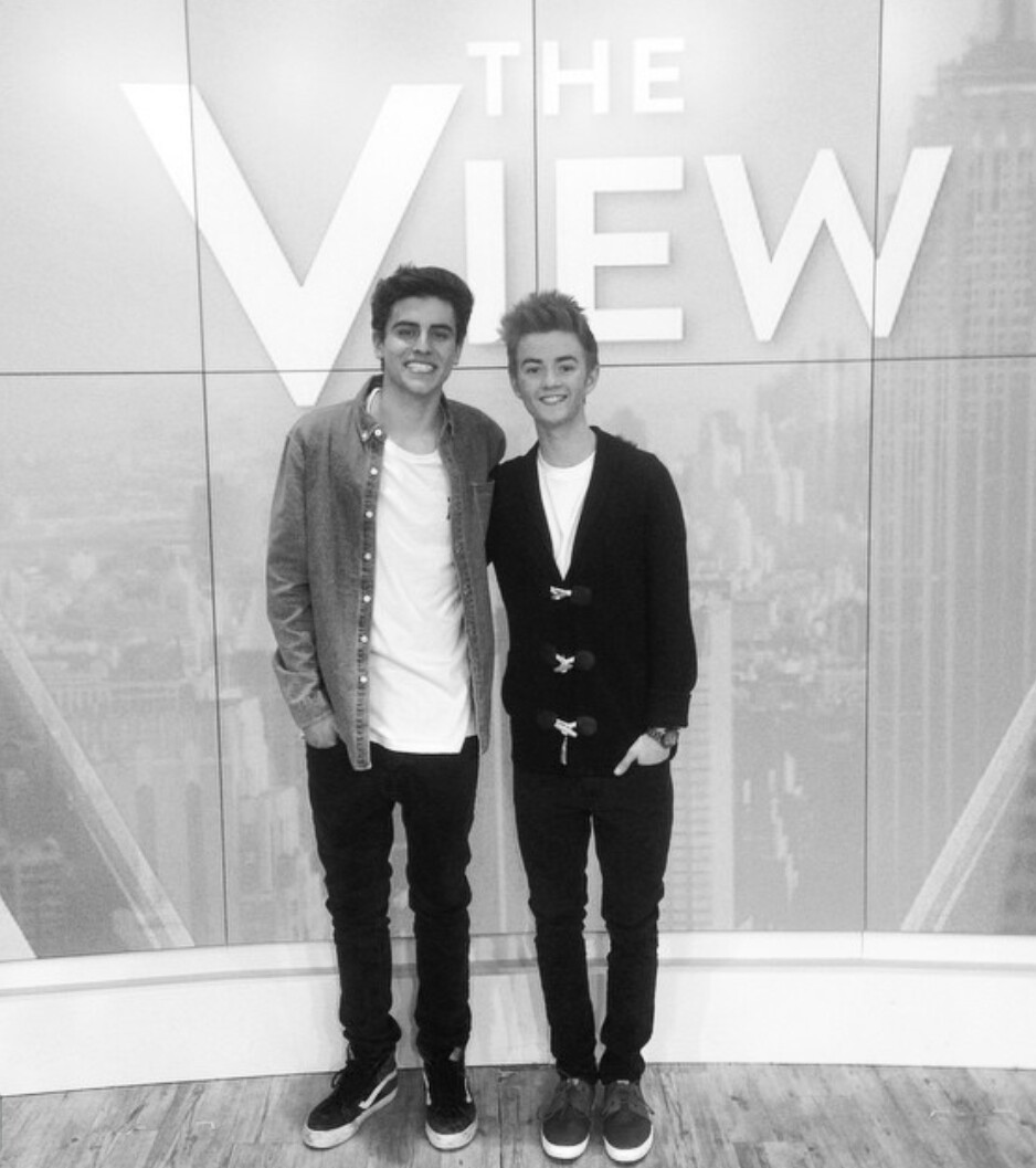 Bae black and white jack johnson the view jack and jack jack