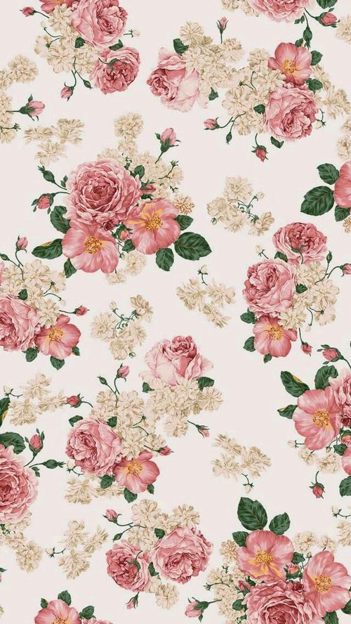 Cute flower pattern tumblr - photo#6