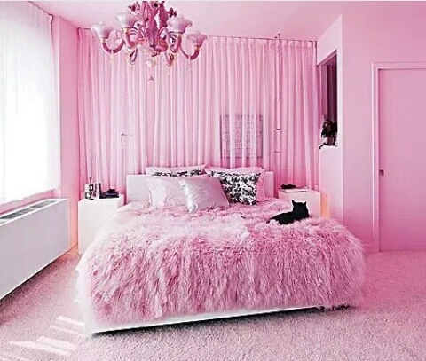 lux, pink, princess, room, royal - image #3563775 by ...