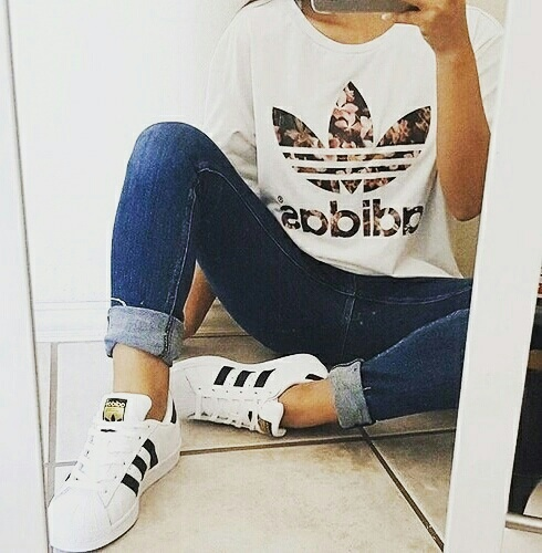 Mark Webber furthermore Cute Outfits With Adidas Superstar White ...