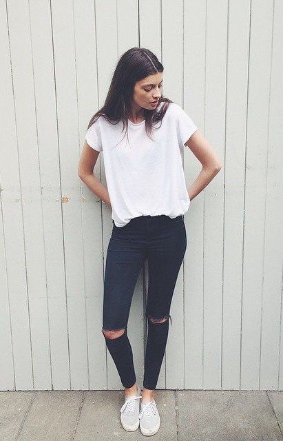 Casual Clothes Comfy Edgy Look Fashion Image 3643205 By Patrisha On