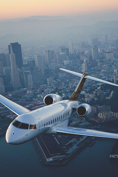 airplane, city, flight and fly