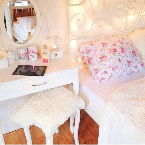 Decoration Girly Room Room Inspiration Image 3759805 By KSENIA L On Fav