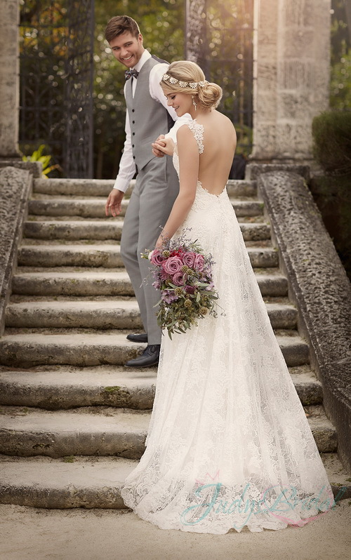 backless, mermaid, strappy and wedding dresses