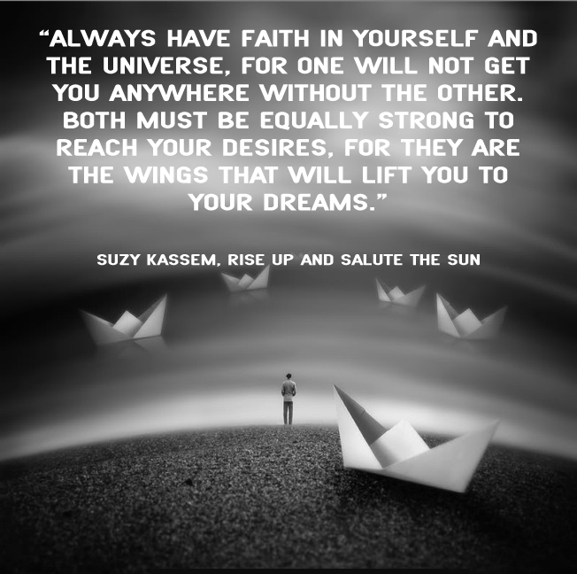 believe in yourself, doubt, dream and dreams
