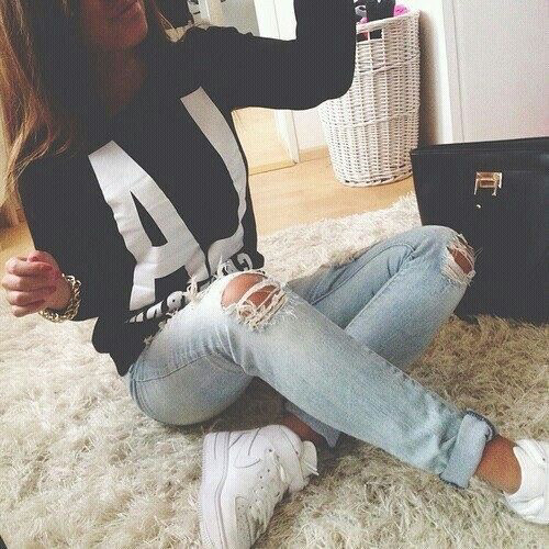Nike Swag Fille