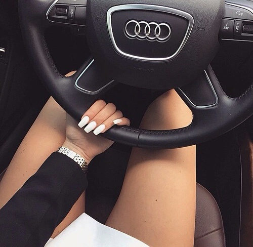audi, car, future, goals, luxury, nail polish, rich