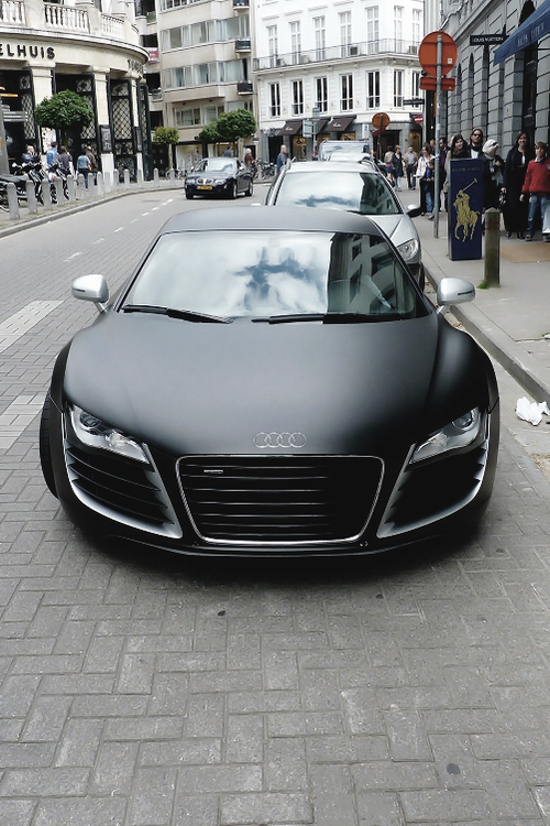 audi, black, car, goals, matte, cargoals, blackmatte