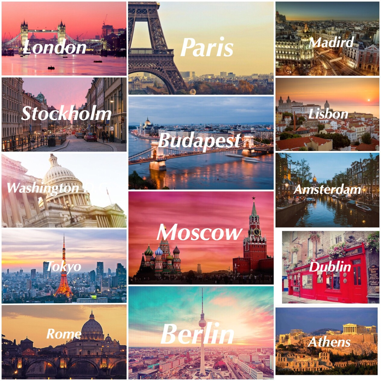 america, amsterdam, asia, berlin, budapest, capitals, cities, city, dublin, europe, frence, germany, hungary, irland, lisbon, london, madrid, moscow, paris, rome, russia, skyline, spain, stockholm, tokyo, travel, uk, usa, washington, world, ul, frenche