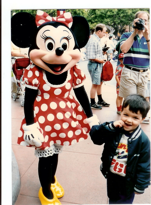1991, boy, cute, kaka, minnie