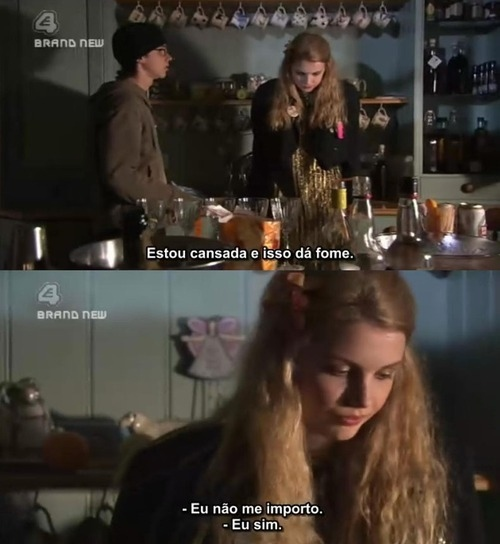 1x01, boy, cassie, girl, hunger