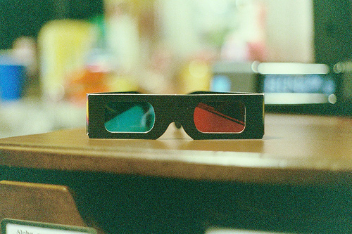 3d, glasses, movie