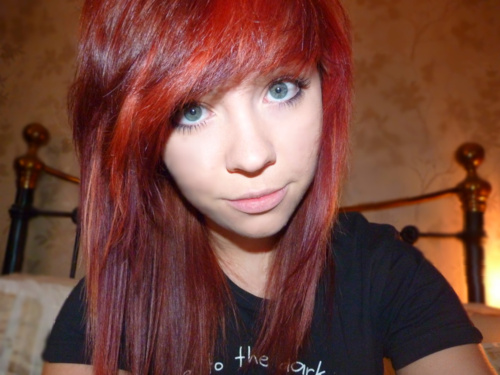 Fuckyeahredhair: via Submissions.