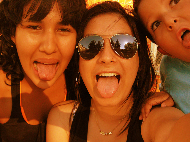 ache , lorena and her brother // | Flickr: Intercambio de fotos