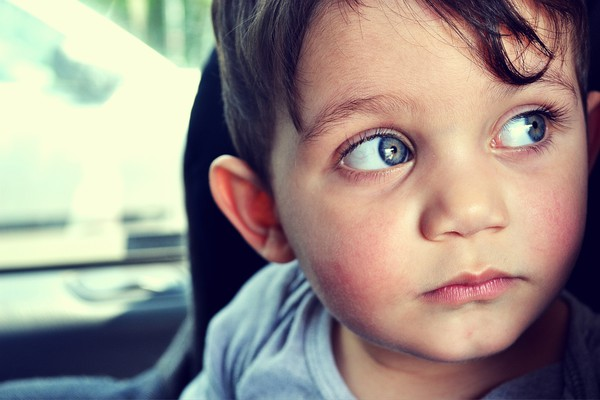 baby, blue eyes, cute