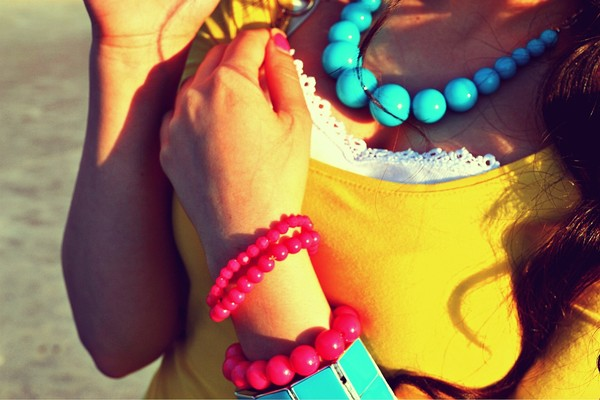 accessories, fashion, yellow