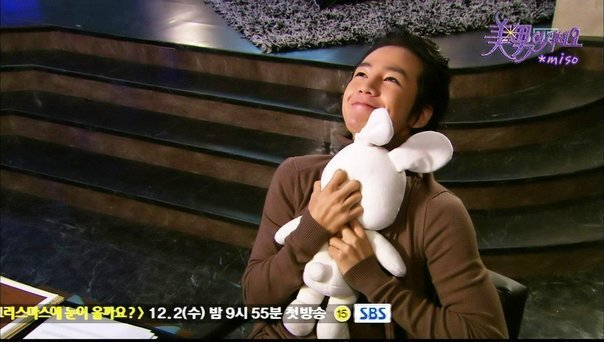 jang geun suk hugging pigrabbit - A.N.JELL Photo (9283020) - Fanpop fanclubs!