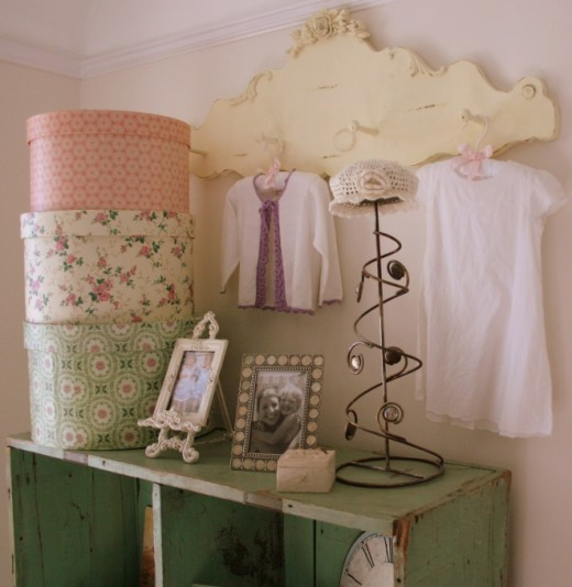 Shabby Chic Girl39;s Room Decorating Idea | Pichomez.com 2012 | Architecture | Home Design | Interior and Decorating Ideas