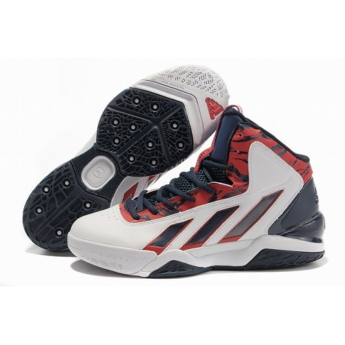Brand Adidas Adipower Howard 3 Men White Blue Red Basketball Shoes US$ 68.00 - Get A Big discount : Basketball-Mall