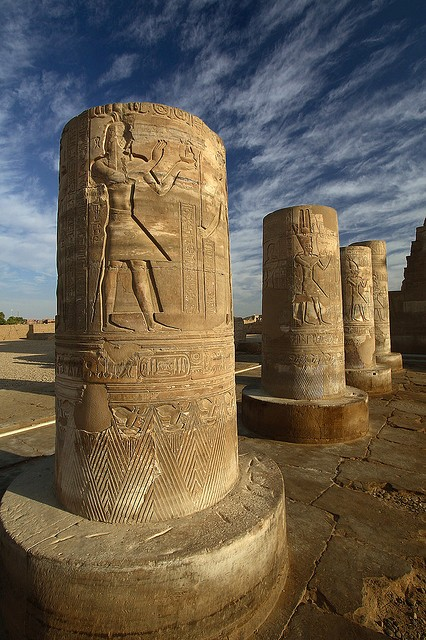 Amazing ✈ World / Temple of Kom Ombo, Egypt