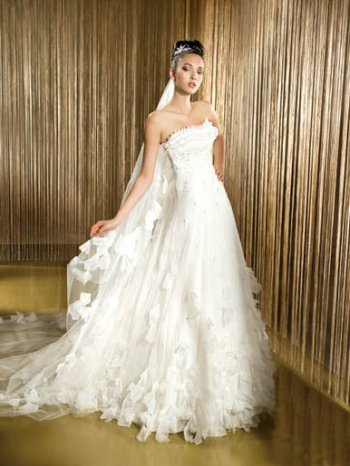 Demetrios Bridal Gown Style 1418 - $338.00 : Alfred Angelo, Davids bridal collection, Destinations , Maggie Sottero, Jesslynbridal